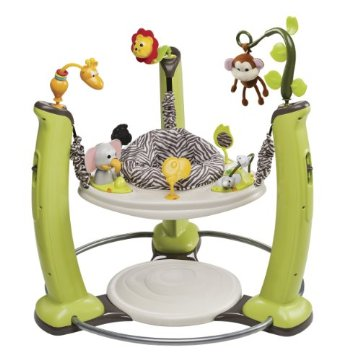 Evenflo ExerSaucer Jump and Learn (Jungle Quest)
