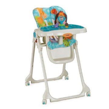 Fisher-Price Precious Planet Sky Blue High Chair