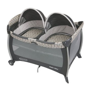 Graco Pack 'N Play with Twin Bassinets (Vance)