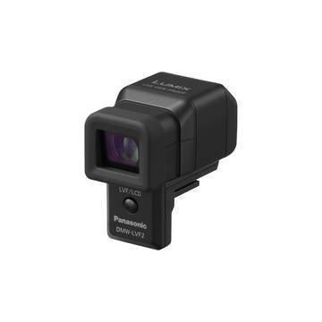 Panasonic Lumix DMW-LVF2 External Live View Finder for DMC-GX1, DMC-LX7 Cameras