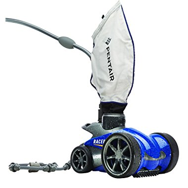 Pentair Kreepy Krauly Racer Pressure-Side Pool Cleaner