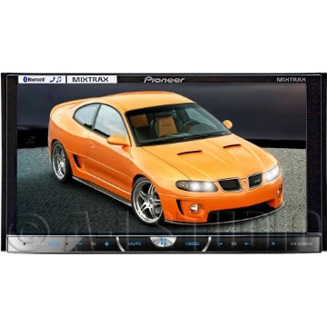 Pioneer AVH-X5600BHS 2-DIN Multimedia DVD Receiver with 7Touchscreen, MIXTRAX, Bluetooth, SirusXM Ready