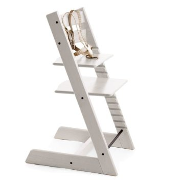 Stokke Tripp Trapp High Chair (White)