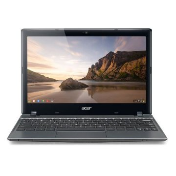 Acer C710 Chromebook 11.6 Notebook with 2GB RAM, 16GB Memory (C710-2856)
