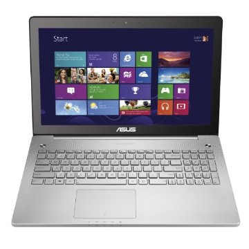 Asus N550JV-DB72T 15.6 Touchscreen Notebook with Core i7, 8GB RAM, 1TB HD, Windows 8
