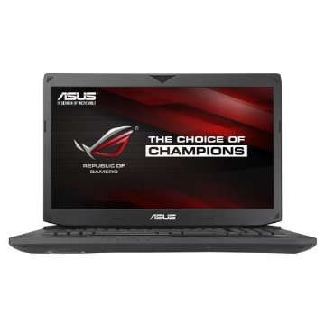 Asus ROG G750JM-DS71 17.3 Gaming Notebook with Core i7, 12GB RAM, 1TB 7200rpm HD, Windows 8.1