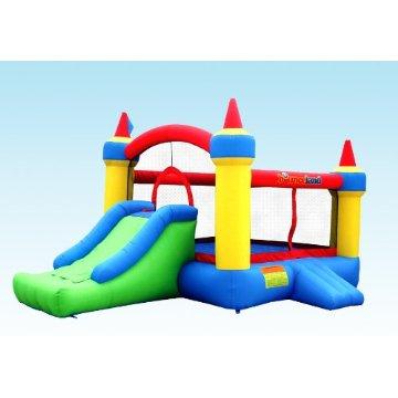 Bounceland Mega Castle Inflatable Bounce House