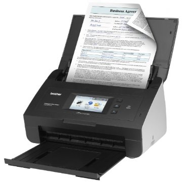 Brother ADS-2500W Image Center Document Scanner