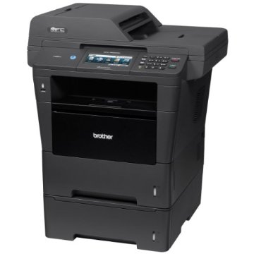 Brother MFC-8950DWT Wireless Monochrome Printer with Scanner, Copier and Fax
