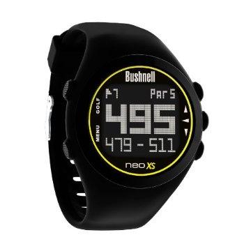Bushnell Neo XS Golf GPS Watch (Black)