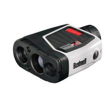 Bushnell Pro X7 Golf Laser Rangefinder with Pinseeker + JOLT