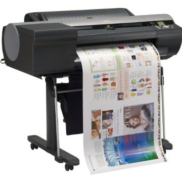 Canon imagePROGRAF iPF6400 Inkjet Large Format 24 Color Printer (5339B002AA)