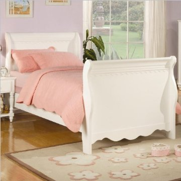 Coaster Pepper Twin Sleigh Bed  (400360T)