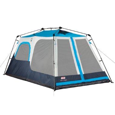 Coleman Instant Cabin 8P Tent (Blue)