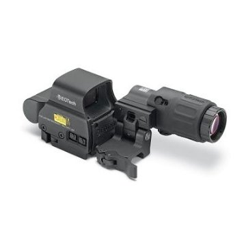EOTech EXPS2-2 Holographic Hybrid Sight ll with G33.STS 3x Magnifier