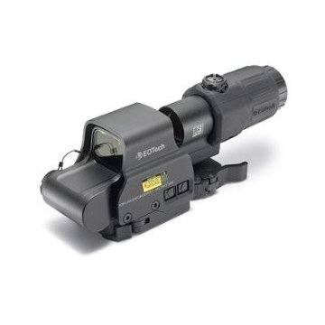 EOTech EXPS3-4 Holographic Hybrid Sight I with G33.STS 3x Magnifier