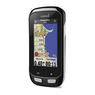 Garmin Edge 1000 GPS Bundle with HR, Cadence/Speed Sensor (010-01161-03)