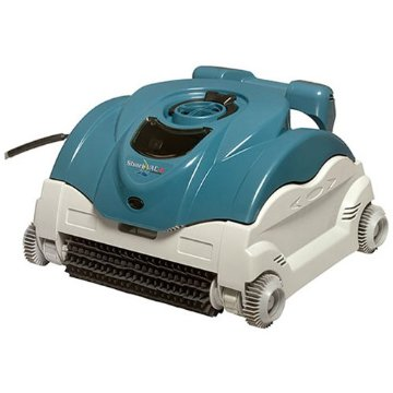 Hayward SharkVAC XL Robotic Pool Cleaner with Caddy (RC9742WC)