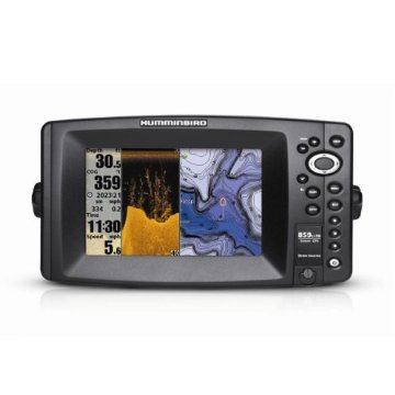Humminbird 859ci HD DI Combo with Transducer (409140-1)