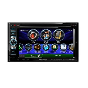 Kenwood DNX690HD eXcelon 6.1 GPS Navigation System