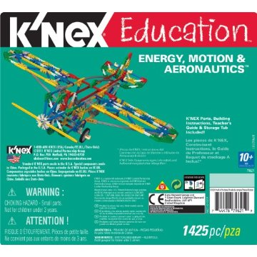 K'NEX Education Energy, Motion & Aeronautics Set