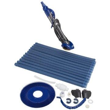 Kreepy Krauly Automatic Inground Pool Cleaner with Pleated Seal for Vinyl, Tile, Fiberglass (360042)