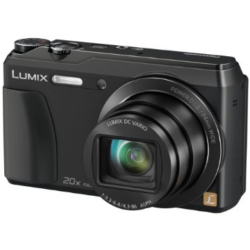 Panasonic Lumix DMC-ZS35 16.1MP Digital Camera with 20x Zoom (Black)
