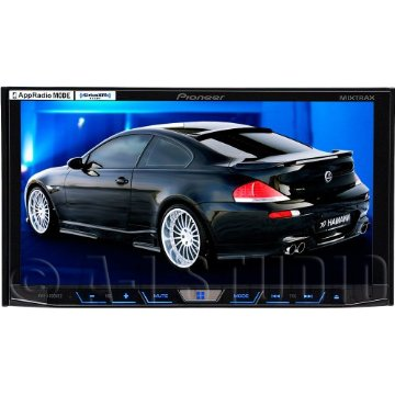 Pioneer AVH-4000NEX 7 Multimedia DVD Receiver