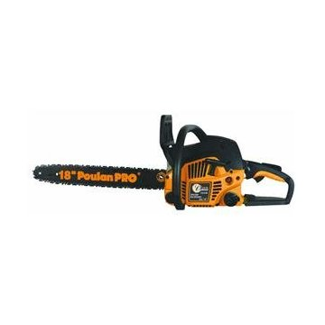 Poulan Pro PP4218A 18 42cc Chainsaw with Case and Extra Chain