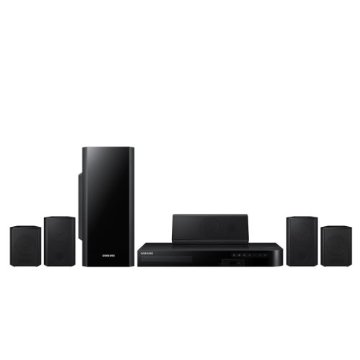Samsung HT-H5500 5.1 Channel 3D Blu-Ray Smart Home Theater System (HT-H5500WZ/ZA)