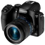 Samsung NX30 20.3MP Smart Mirrorless Digital Camera with 18-55mm Lens (Black)