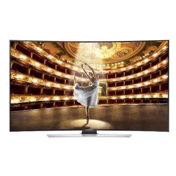 Samsung UN65HU9000 Curved 65 4K Ultra HD 120Hz 3D LED Smart UHDTV