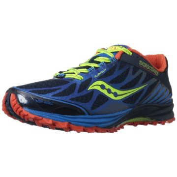 Saucony Men's Peregrine 4 Trail Running Shoes (2 Color Options)
