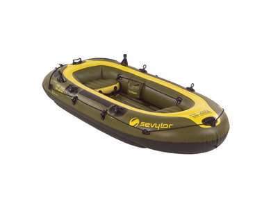 Sevylor Fish Hunter Inflatable 4-Person Boat