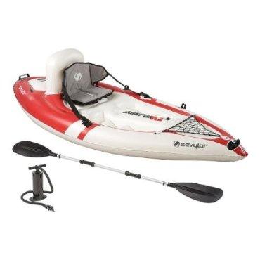 Sevylor Quikpak K1 Sit-On-Top Kayak
