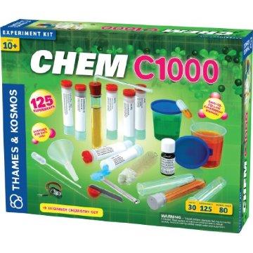 Thames & Kosmos CHEM C1000 Chemistry Experiment Kit (V 2.0)