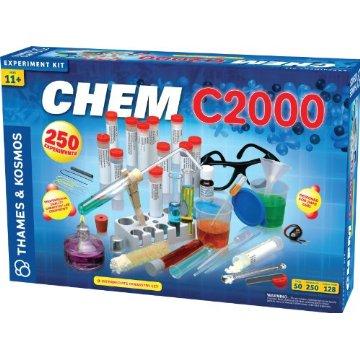 Thames & Kosmos CHEM C2000 Chemistry Experiment Kit (V 2.0)