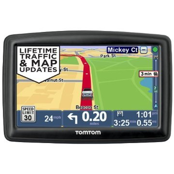 TomTom START 55TM 5 GPS with Lifetime Traffic & Maps and Roadside Assistance