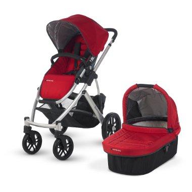 UPPAbaby Vista Stroller (Denny Red)