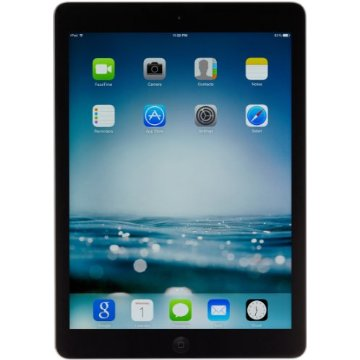 Apple iPad Air 32GB Wi-Fi Tablet (MD786LL/A, Black with Space Gray)