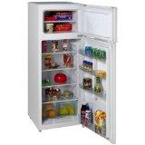 Avanti RA7306WT 2-Door 7.4 cu. ft. Apartment Size Refrigerator (White)