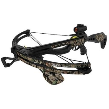 Barnett Jackal Crossbow Package, 150 lb, 4x32 Scope (78405)