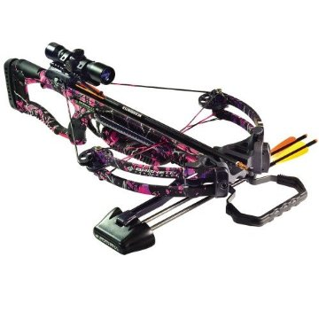 Barnett Lady Raptor FX Crossbow Package (Pink, 78629)