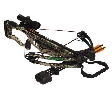 Barnett Raptor FX Crossbow Package with 4X32 Scope (78635)