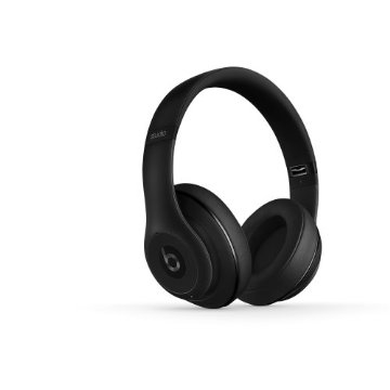 Beats Studio Over-Ear Headphones (2nd Gen, Matte Black)