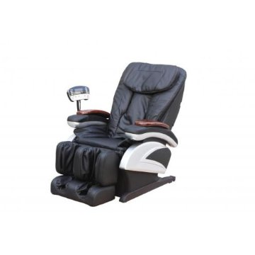 BestMassage EC-06 Electric Full Body Shiatsu Massage Chair Recliner w/Heat Stretched Foot Rest (Available in Black, Brown, or Burgundy)