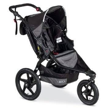 BOB Revolution Flex Stroller (Black)