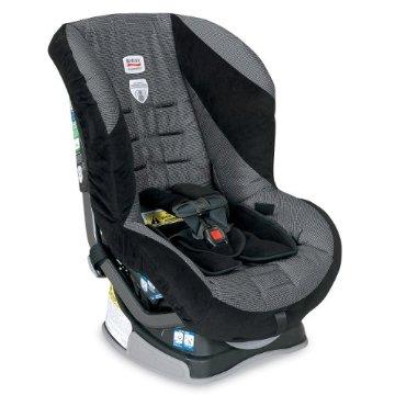 Britax Roundabout G4 Convertible Car Seat (Onyx)