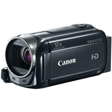 Canon Vixia HF R500 Camcorder (Black)