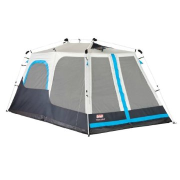 Coleman Instant Cabin 8 with Mini-Fly (Blue, # 2000015672)